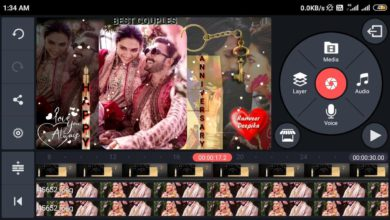 Photo of Wedding anniversary video editing kinemaster |marriage anniversary video Template green screen