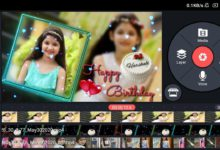 Photo of Birthday Video Maker By Kinemaster | Birthday Green Screen Background Video