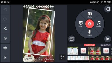 Photo of Birthday Full Screen Whatsapp Status Video Maker | Birthday Green Screen Video By Kinemaster