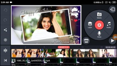Photo of Birthday Video Editing Tutorial By Kinemaster | Happy Birthday Green Screen Video