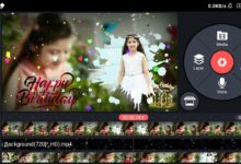 Photo of Birthday Video Maker In Kinemaster | Happy Birthday Green Screen Background Video