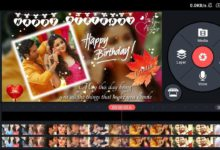 Photo of Birthday Video Editing By Kinemaster | Birthday Green Screen Video Maker